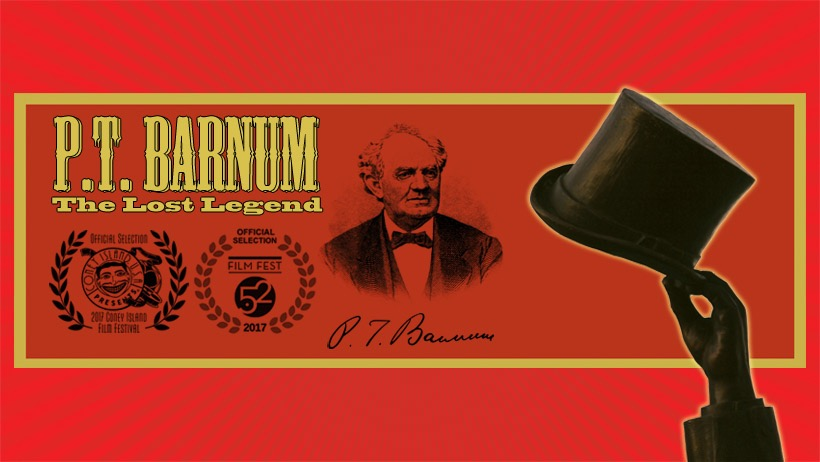 """P.T. Barnum: The Lost Legend"" premieres at the Coney Island Film Festival"
