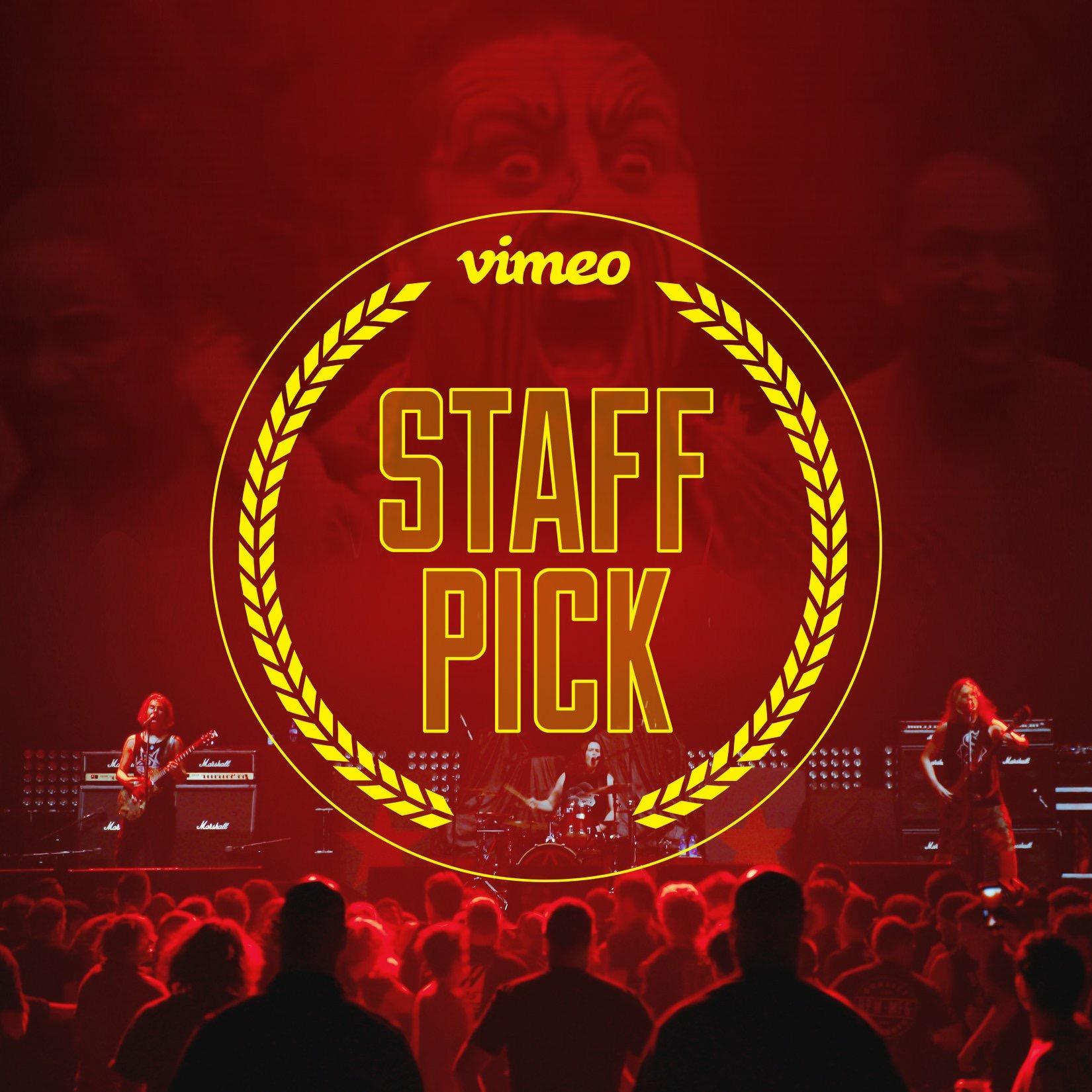 """Mel Films' """"Maori Metal"""" voted staff pick of the week in mid July"""