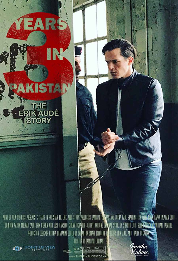 3 Years In Pakistan: The Erik Aude Story has a theatrical run at the Laemmle in North Hollywood
