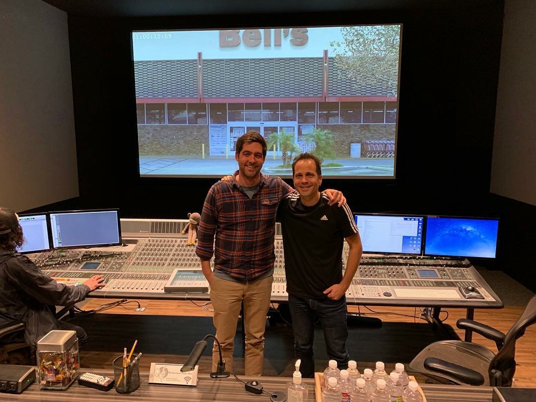 "Mix review on UCLA Thesis Film ""Loneliness"" at Monkeyland Audio"
