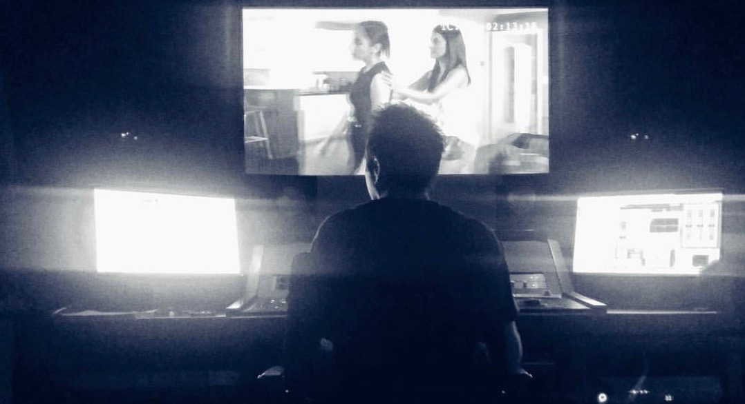 "AFI DWW film ""Stalled"" mix session"