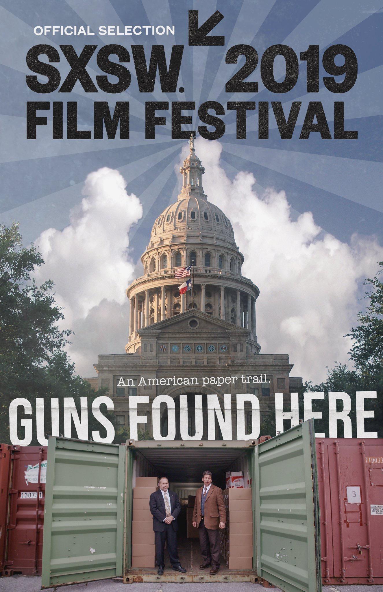 """Guns Found Here"" screens at SXSW"