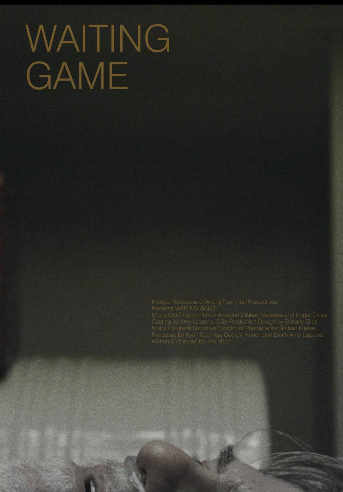 """Waiting Game"" screens at the Pasadena International Film Festival"