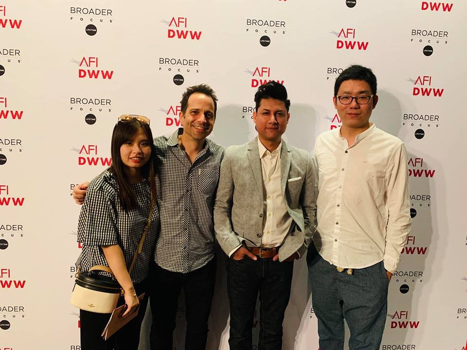 "Stalled"" premieres at the AFI 2019 DWW Showcase"