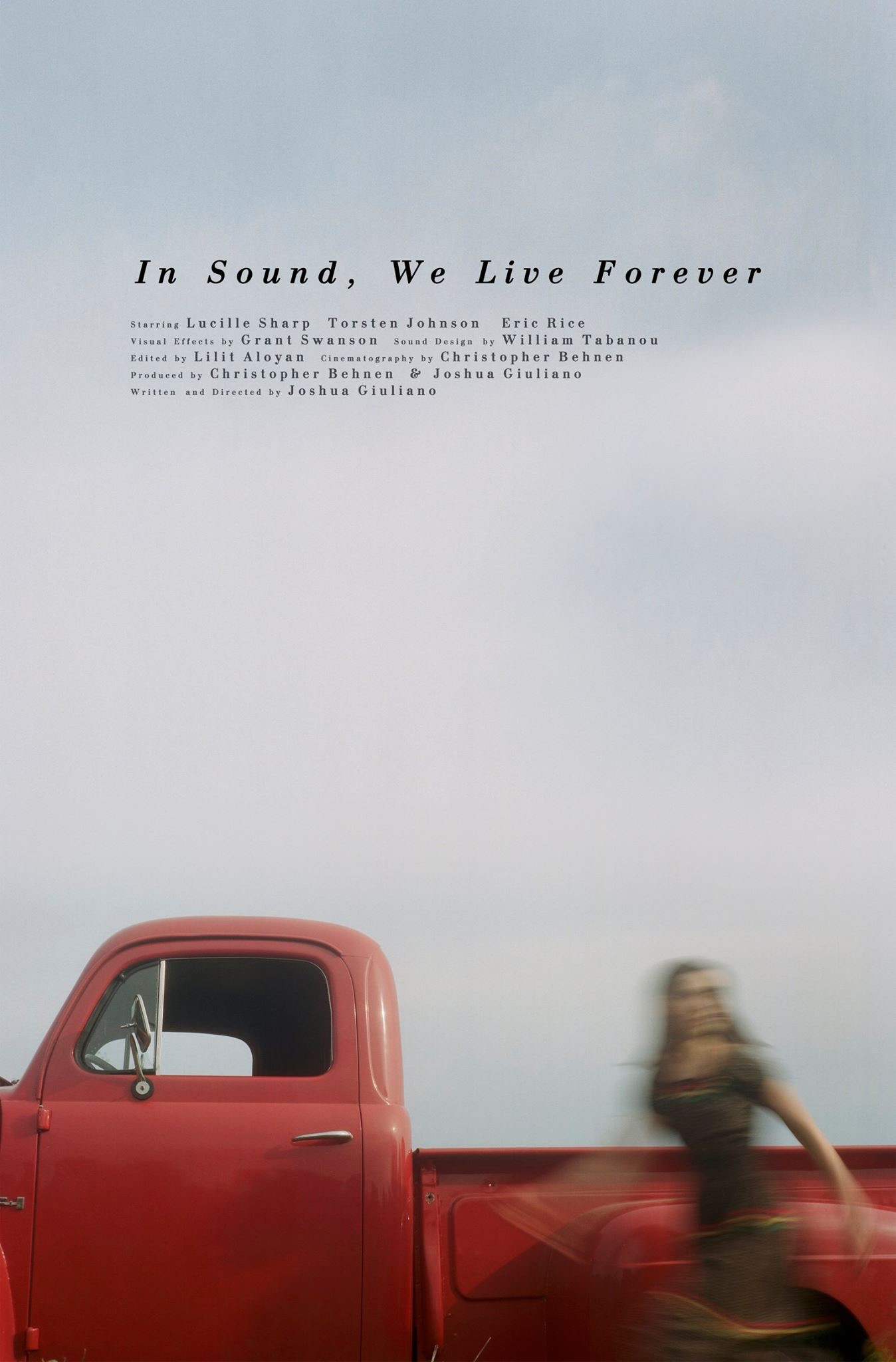 """""""In sound, We Live Forever"""" premieres at the Minneapolis St. Paul International Film Festival"""