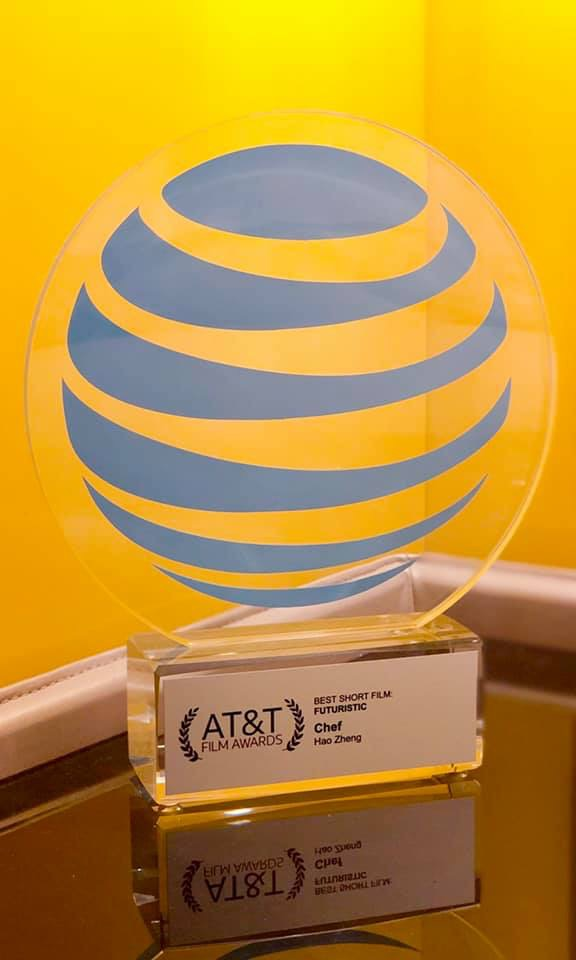 """AFI Thesis Film """"The Chef"""" wins Best Short Film at the AT&T Film Awards"""