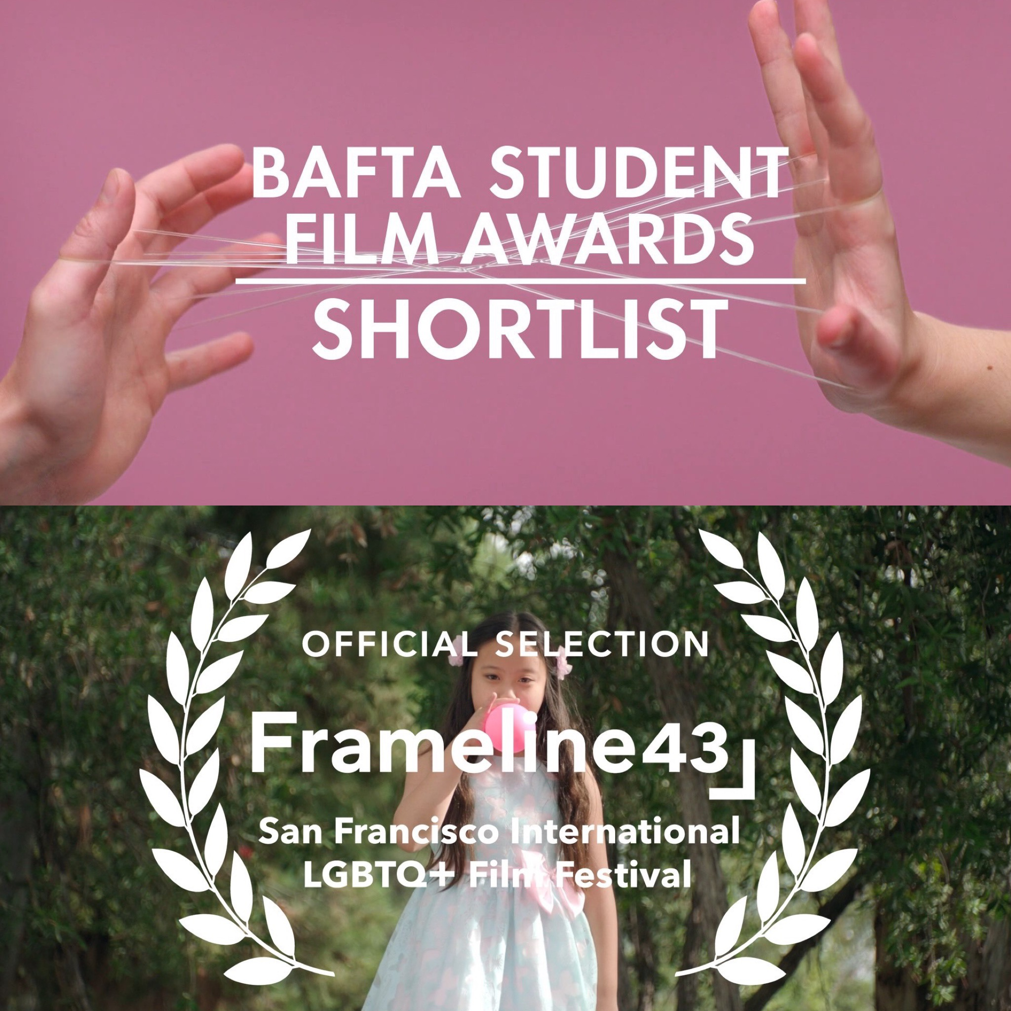 """AFI Thesis Film """"How To Live Your Life Correctly"""" on the BAFTA Student Film Awards Shortlist and will screen at SFILGBTQ Film Festival"""