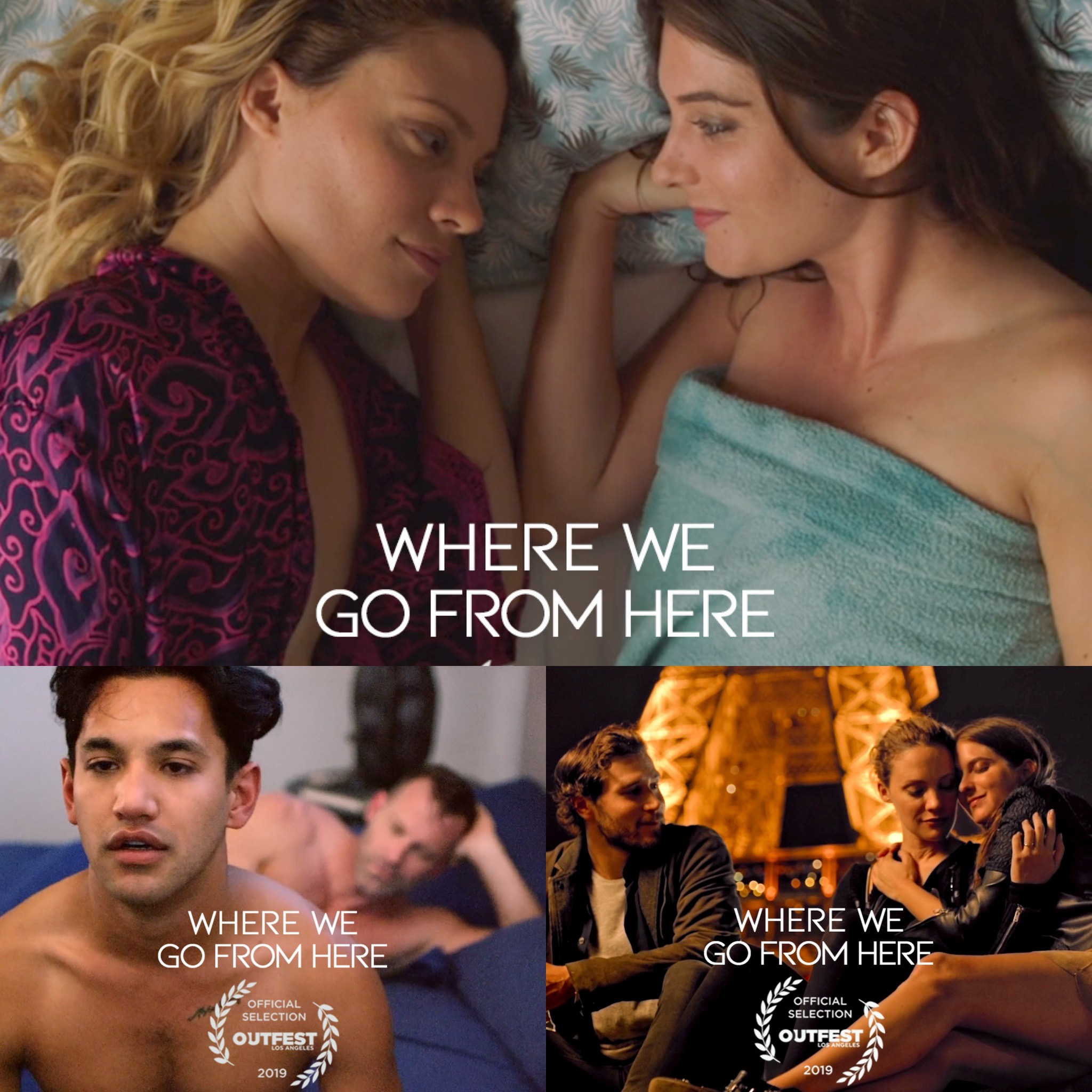"""Feature Film """"Where We Go From Here"""" will premiere at Outfest Los angeles in July"""