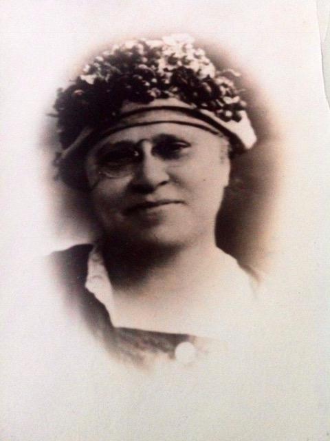 My Great Grandmother, Daisy Priscilla Tenbroeck