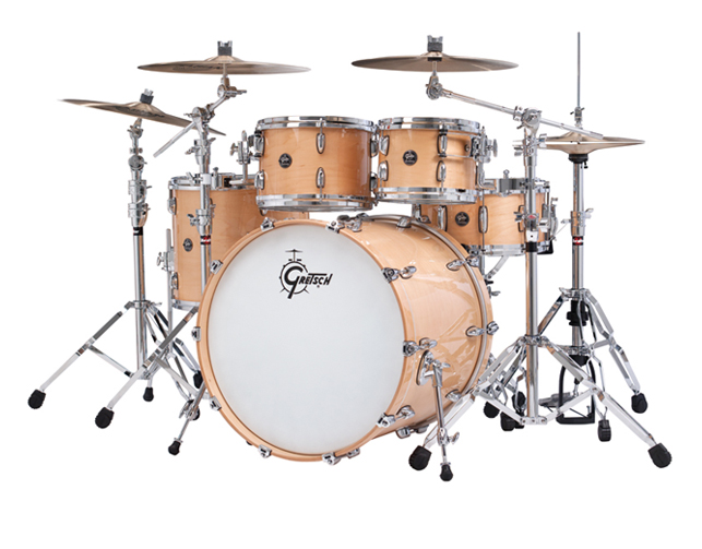 GRETSCH MAPLE 6 PIECE KIT