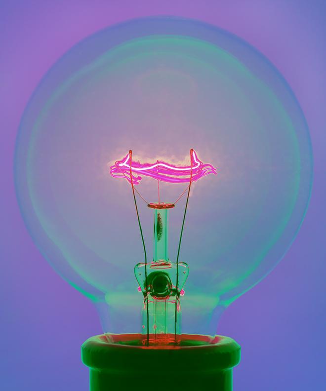 Light Bulb 4, 2019 Pigment Print