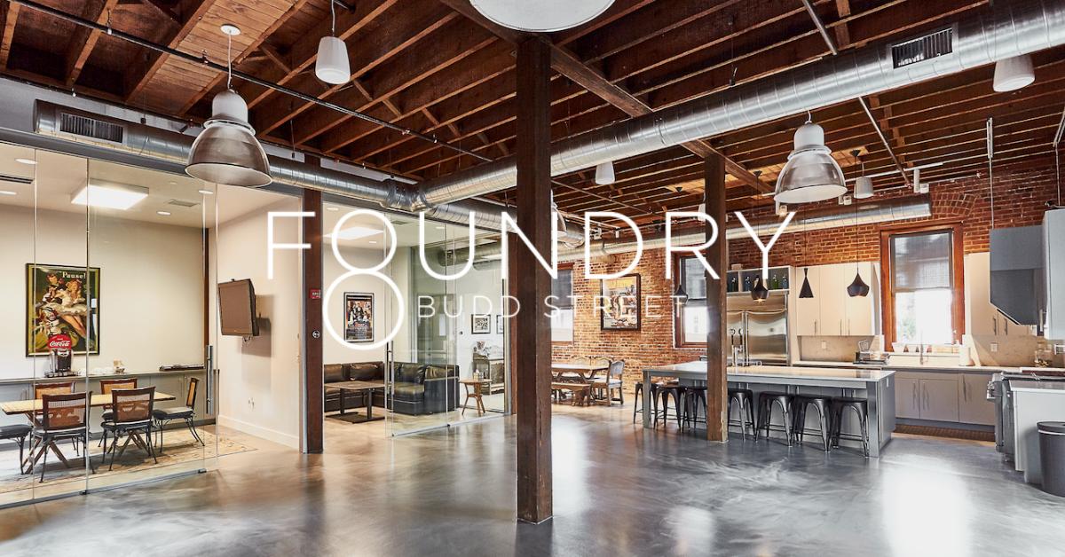 Foundry 8 Budd