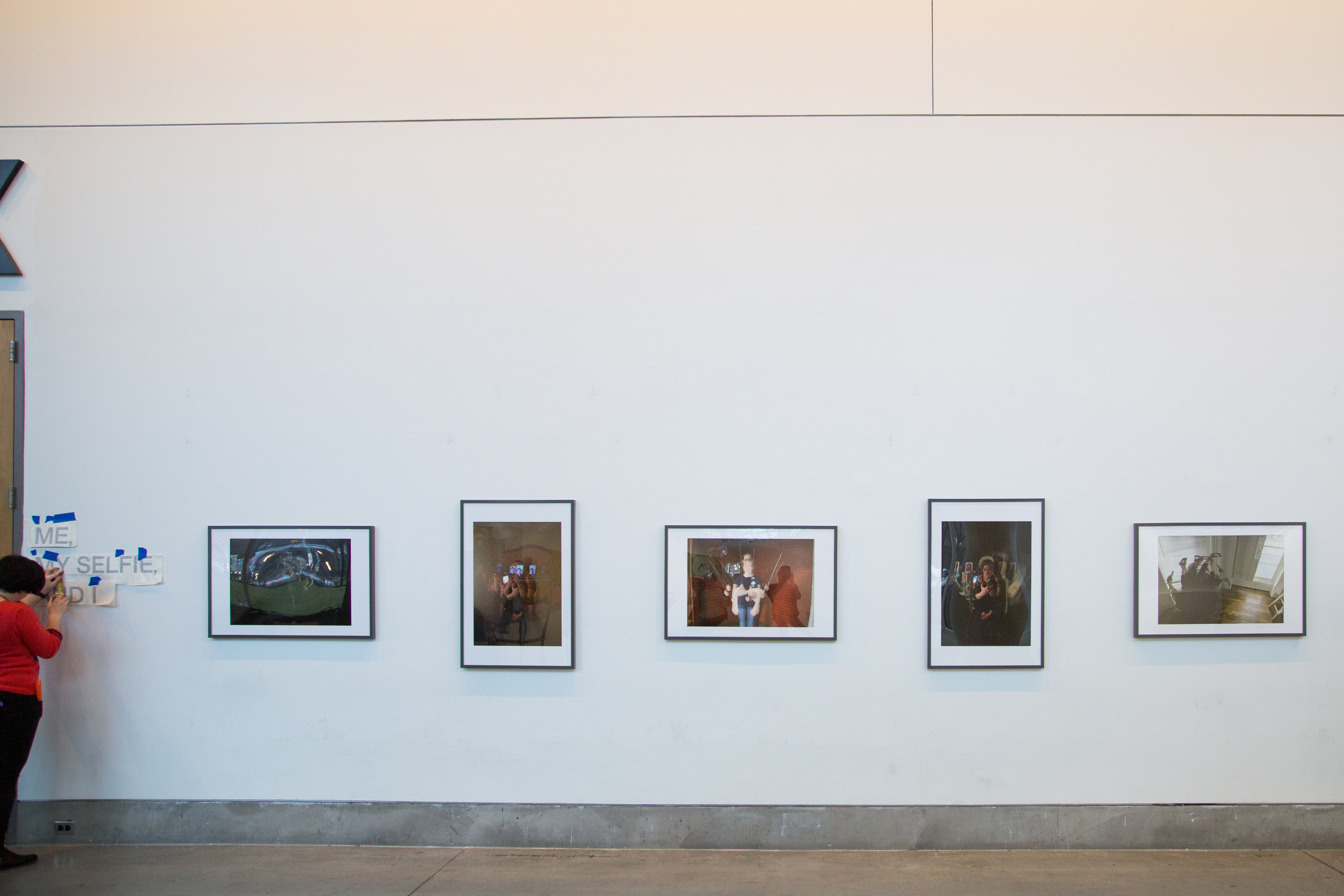 Installation of the show