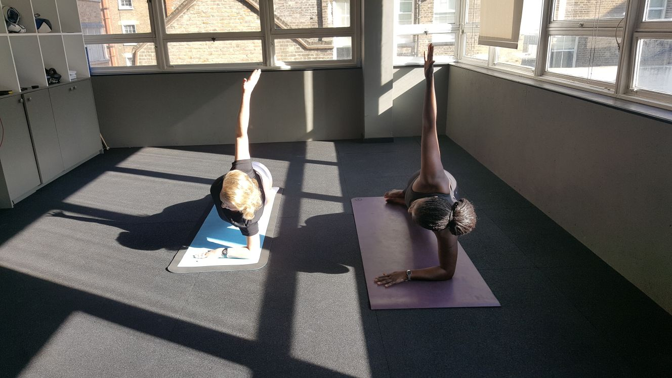 Yoga Personal Training -
