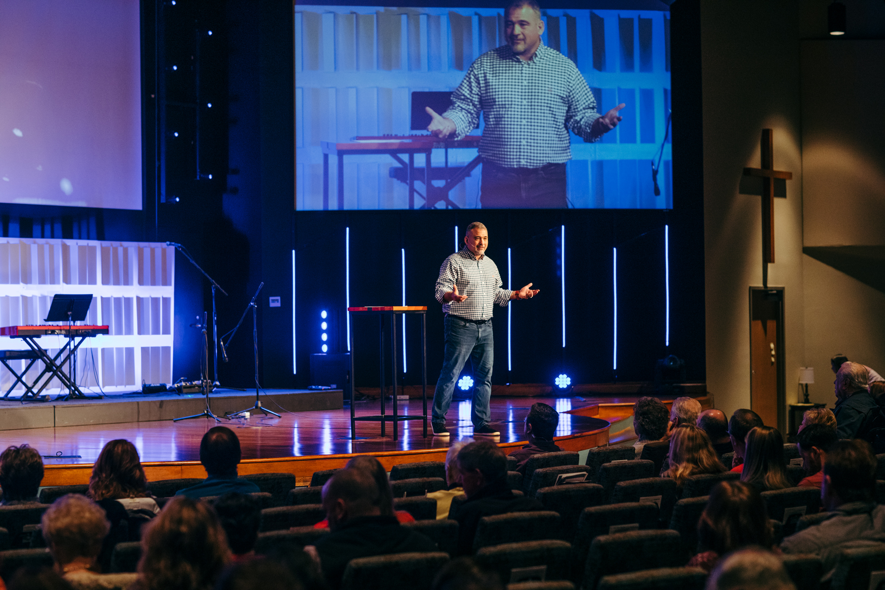 Halftime BLOG - We publish a weekly blog that reflects on our previous Sunday morning teaching. Think of Halftime is just a little something to get you through the week. You can also subscribe to have Halftime sent directly to your email.