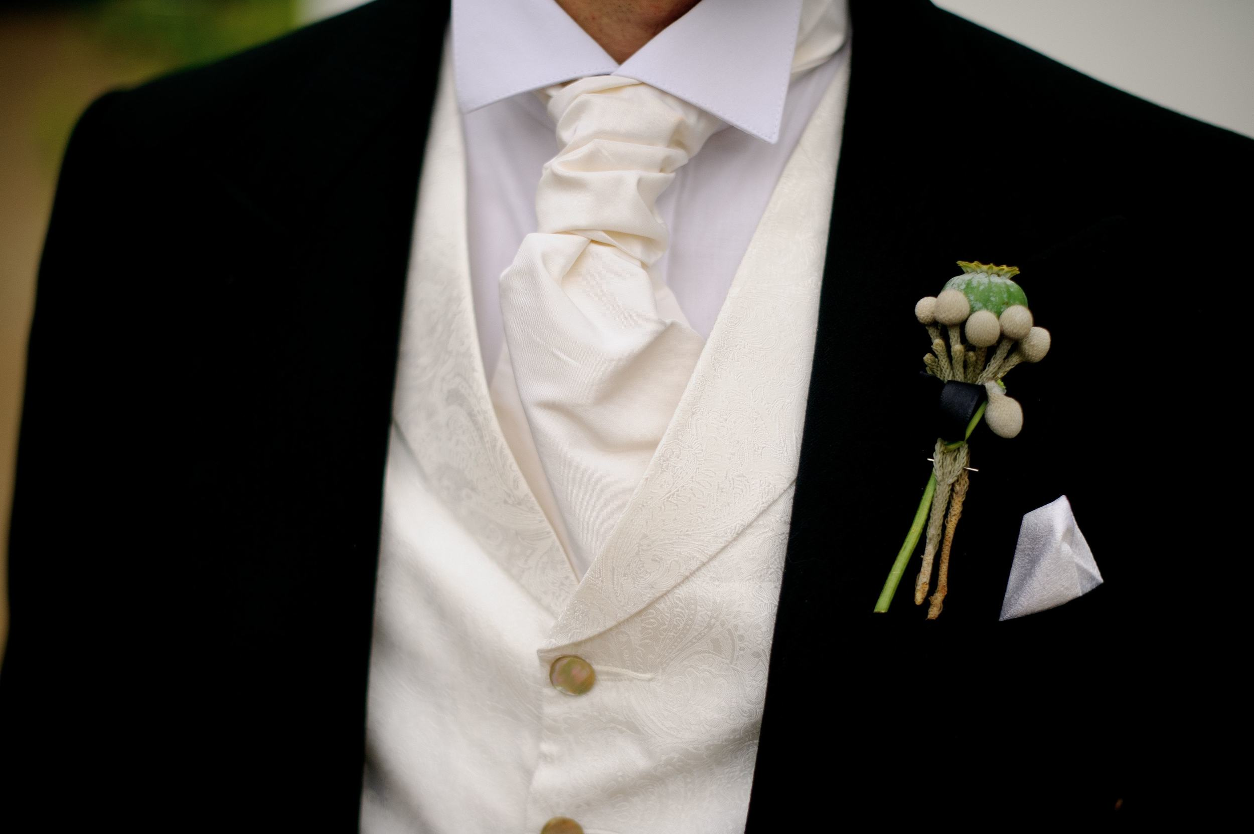 11 | Wedding Ceremony | Groom | Boutonniere | Wedding Photography | Jean Pierre Uys Photography | Lamare London.jpg