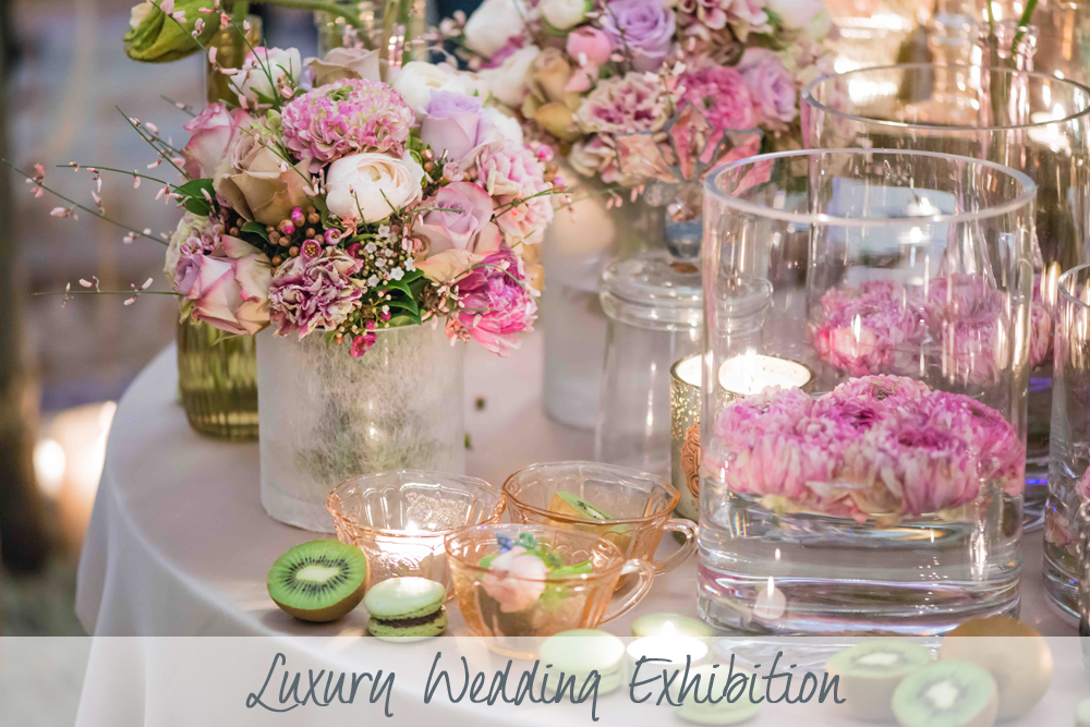 Luxury Wedding Show | The Dorchester | Aashni + Co