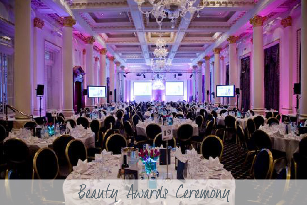 Beauty Awards Ceremony | Awards Ceremony at The Langham