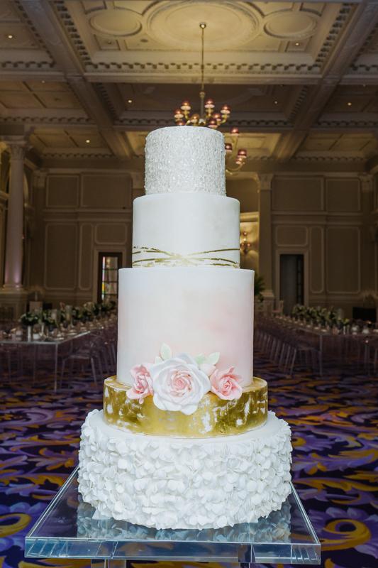 8 | Corinthia London | Wedding Breakfast | London Wedding | Wedding Cake | Abigail Bloom Lamare London.jpg