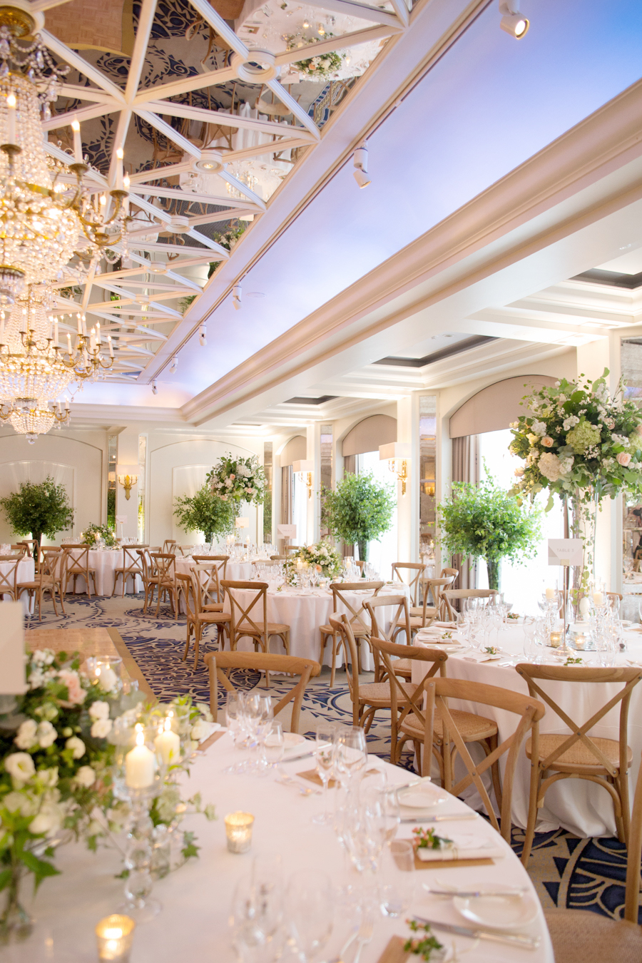 F | The Berkeley Wedding | London Wedding | Luxury Wedding Planner London | Lamare London | Claire Graham Photography.jpg