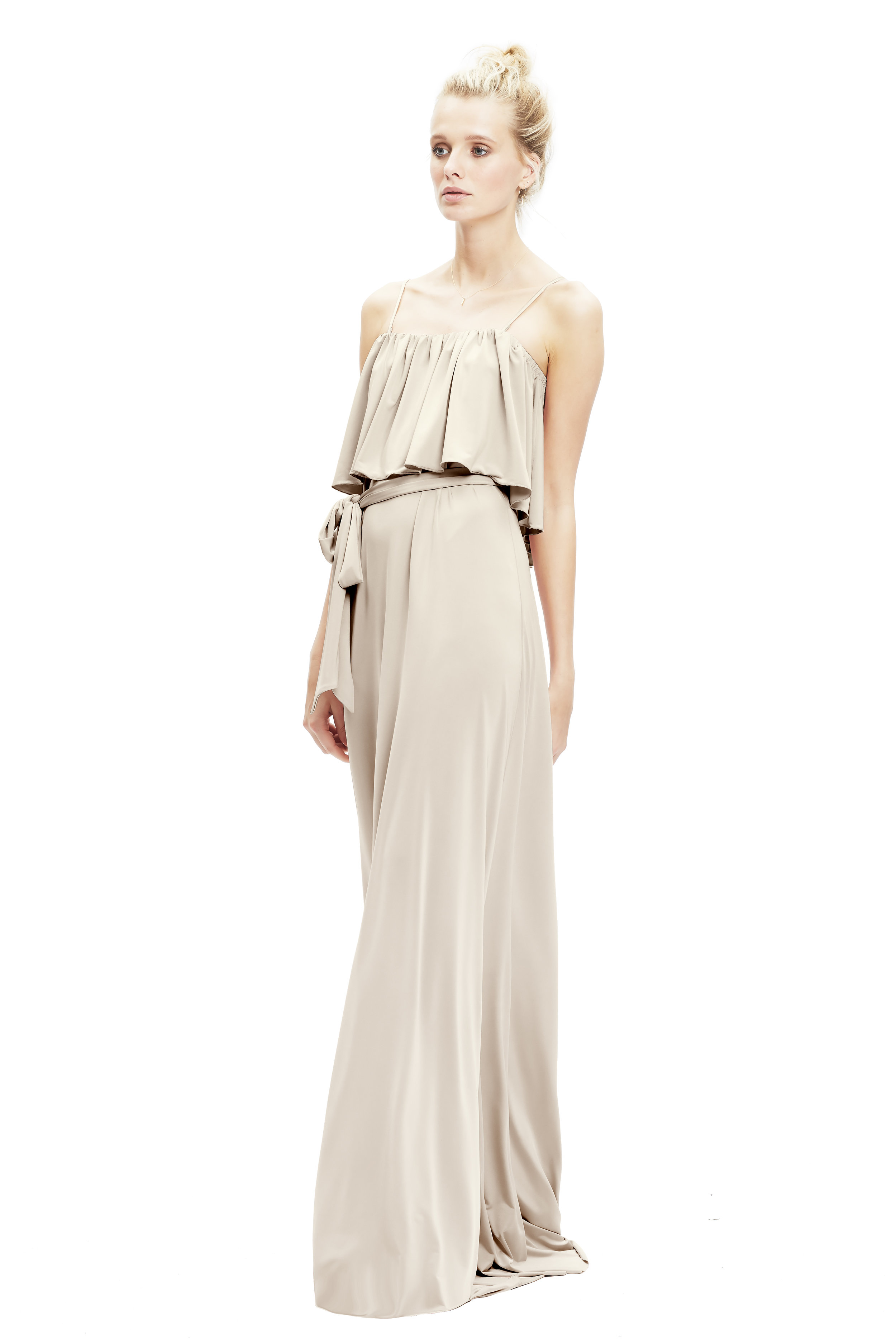 oyster-twobirds-bridesmaid-Maya-dress-with-straps | Lamare London | Luxury Wedding Planner London.jpg