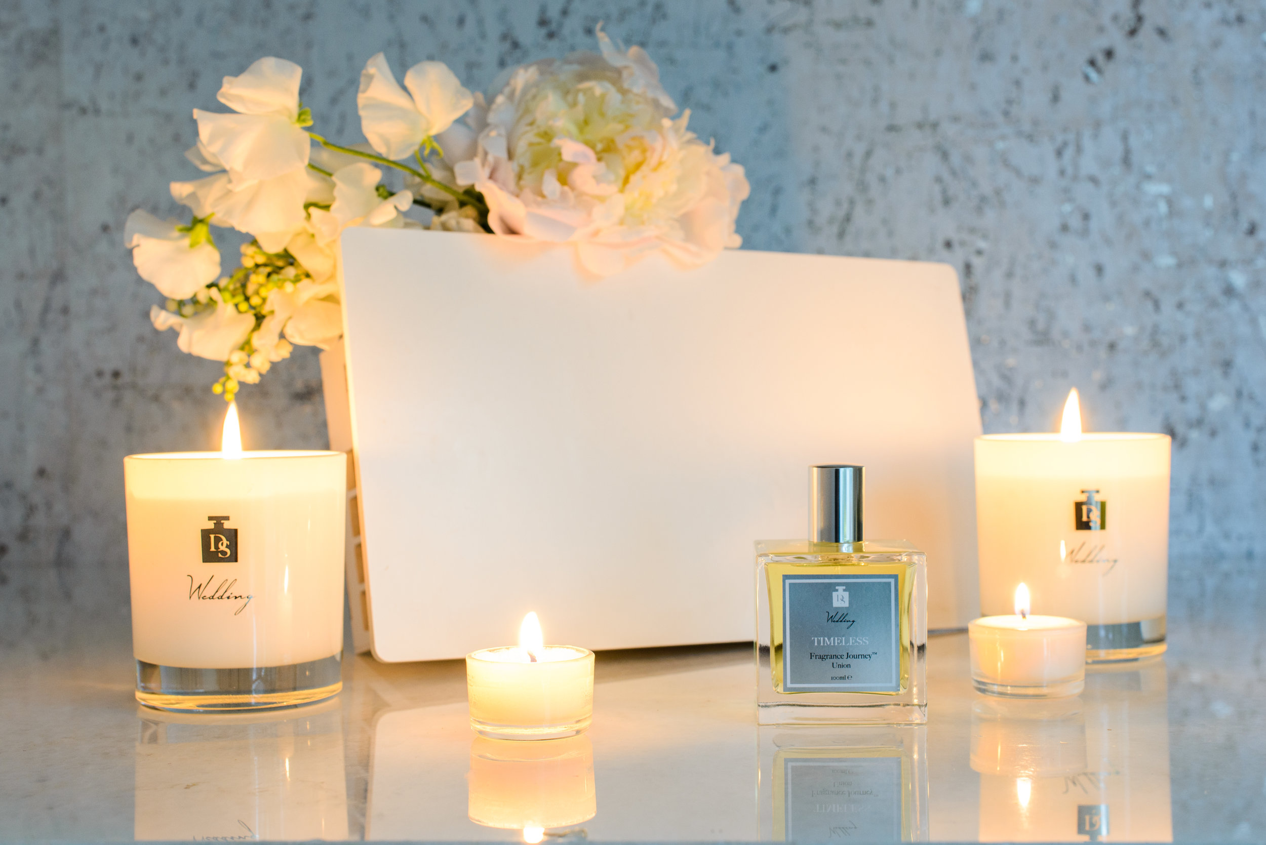 Design in Scent Collection - Scenting the Air with Candles, Mist and Intelligent Diffuser | Lamare London | Luxury Wedding Planner London