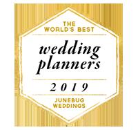 The world's best wedding planners 2019 | Lamare London | Junebug Weddings