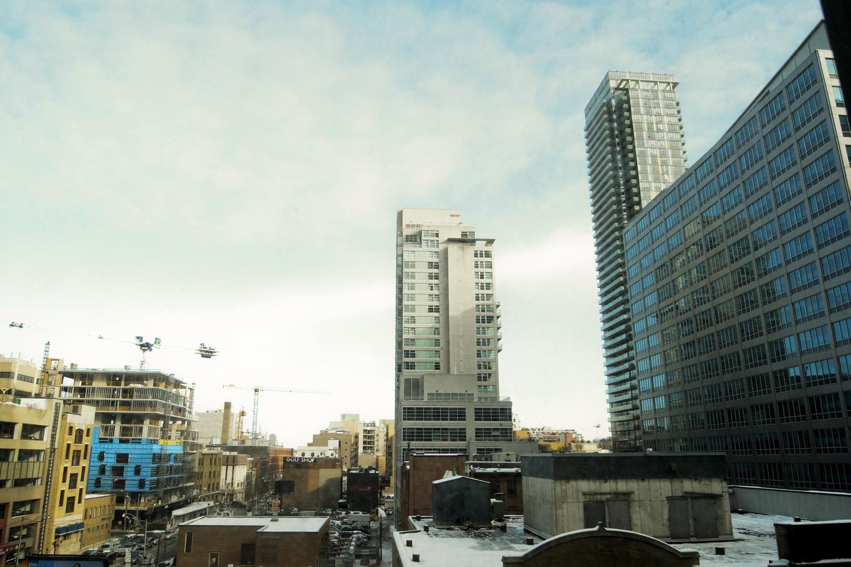 Toronto, Ontario, Canada  Janvier 2009