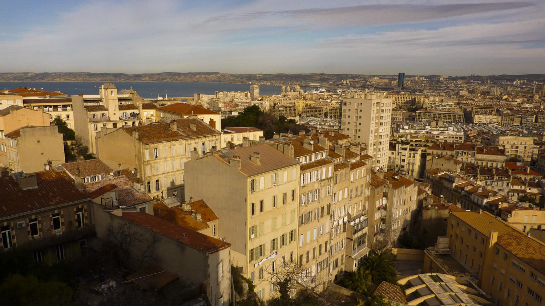 Marseille, France - Février 2010