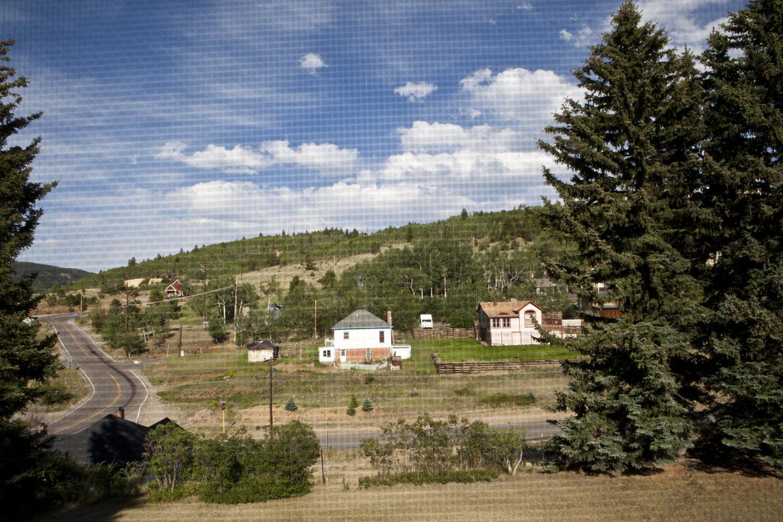 Central City, Colorado, US  -  Juin 2012