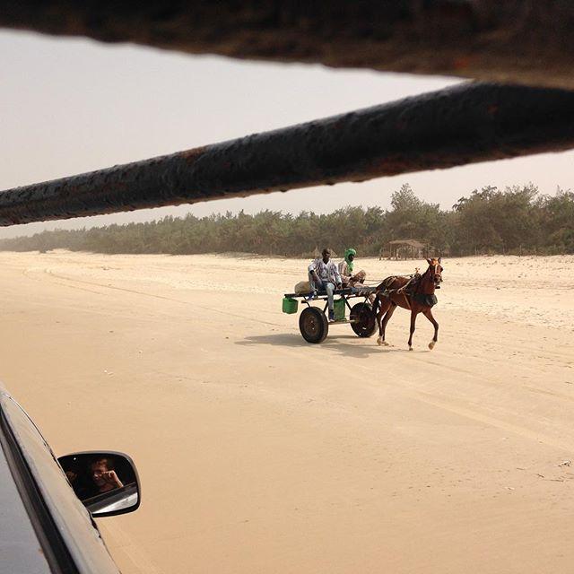 Lompoul, Sénégal