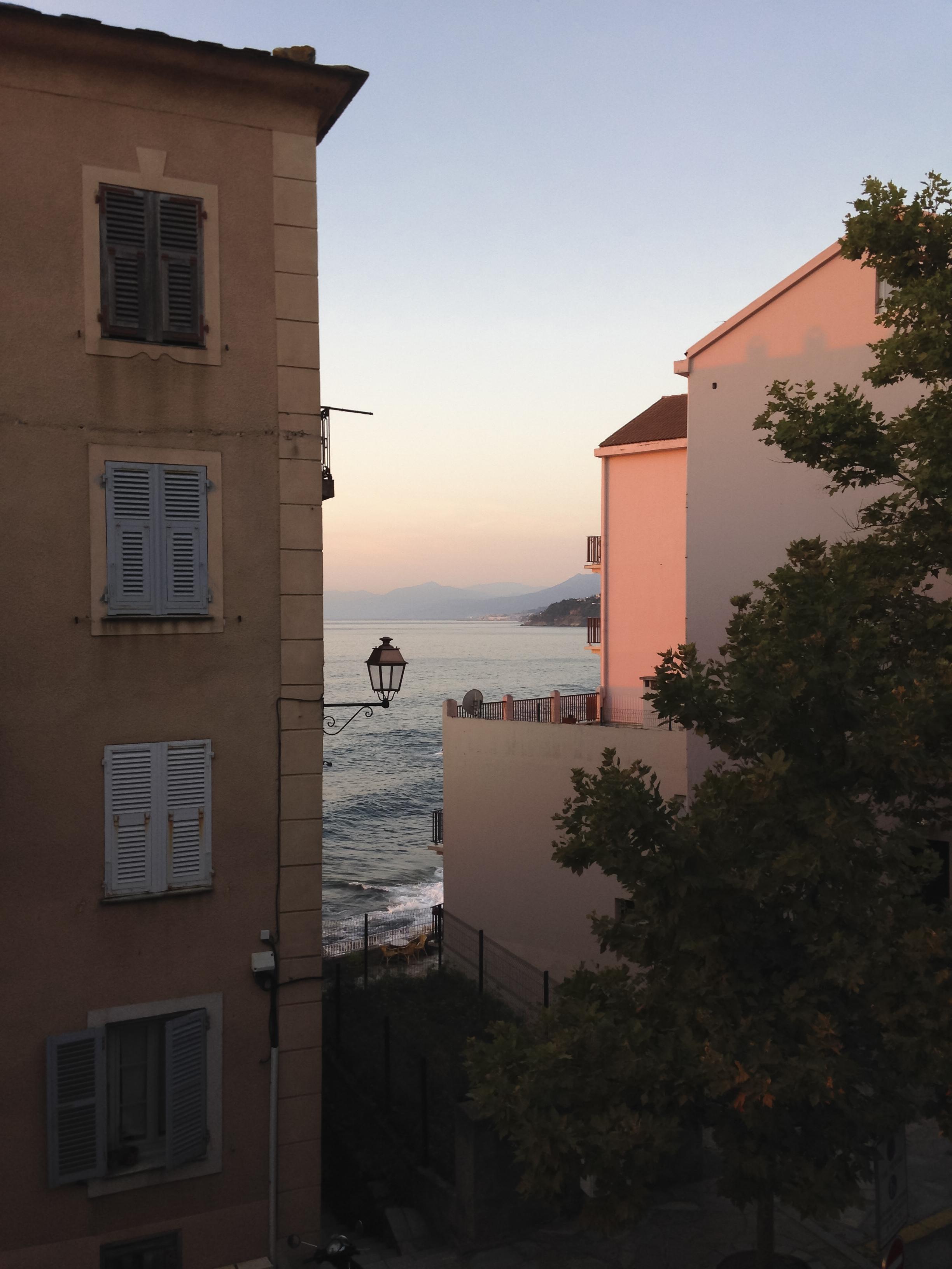 Erbalunga, Corse, France, Août 2018
