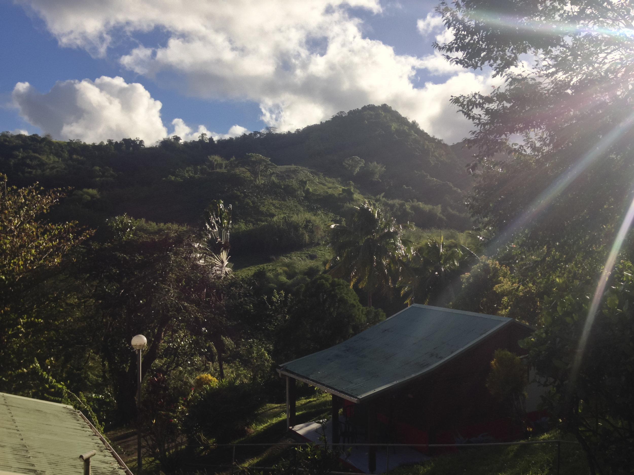 Saint-Pierre, Martinique, France, Mars 2019