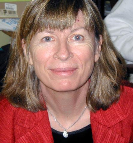 Dr. Christine Gray