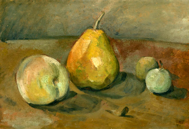 Original work by Cézanne