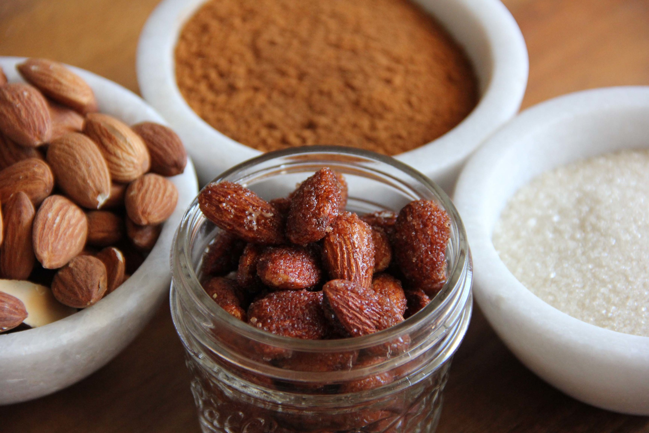 Made By Marissa > Handmade in Hawaii > Product > Cinnamon Agave Almonds > Product 3.jpg