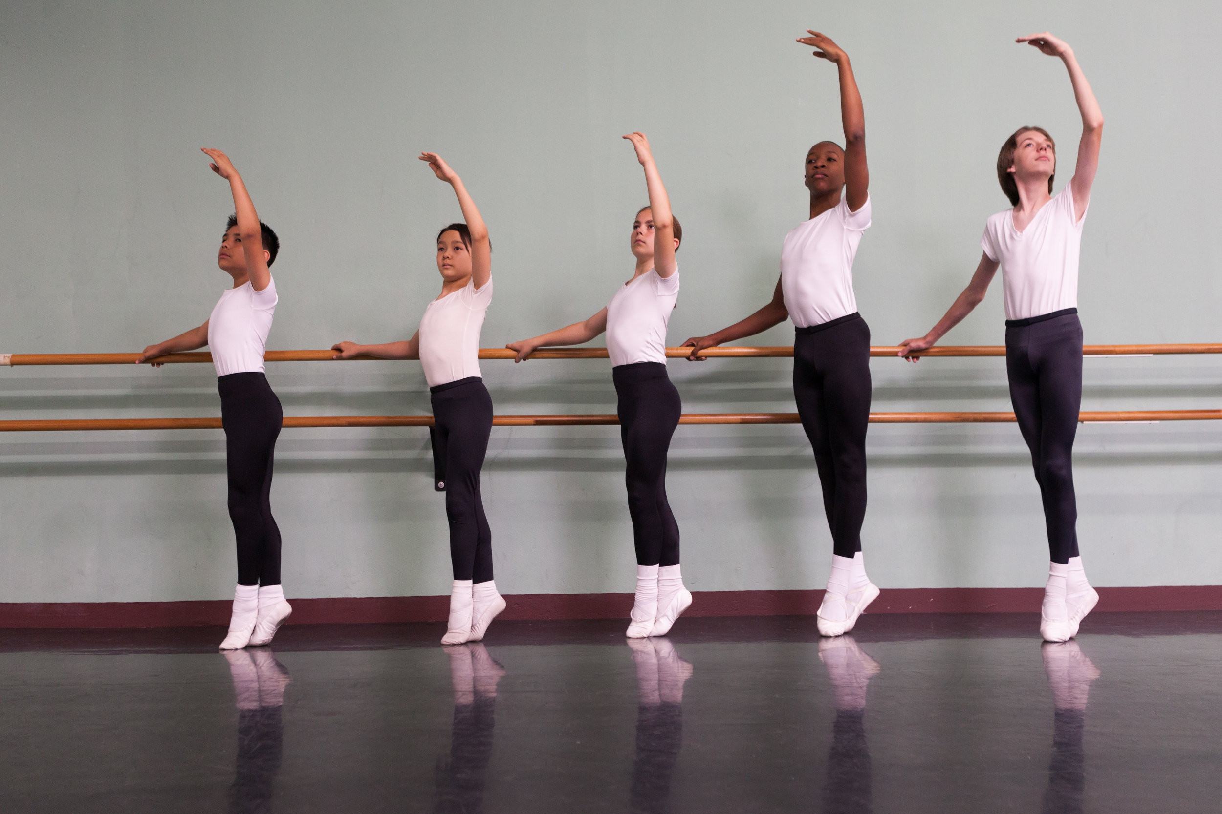 Boys Dance Too!   Scholarship Program