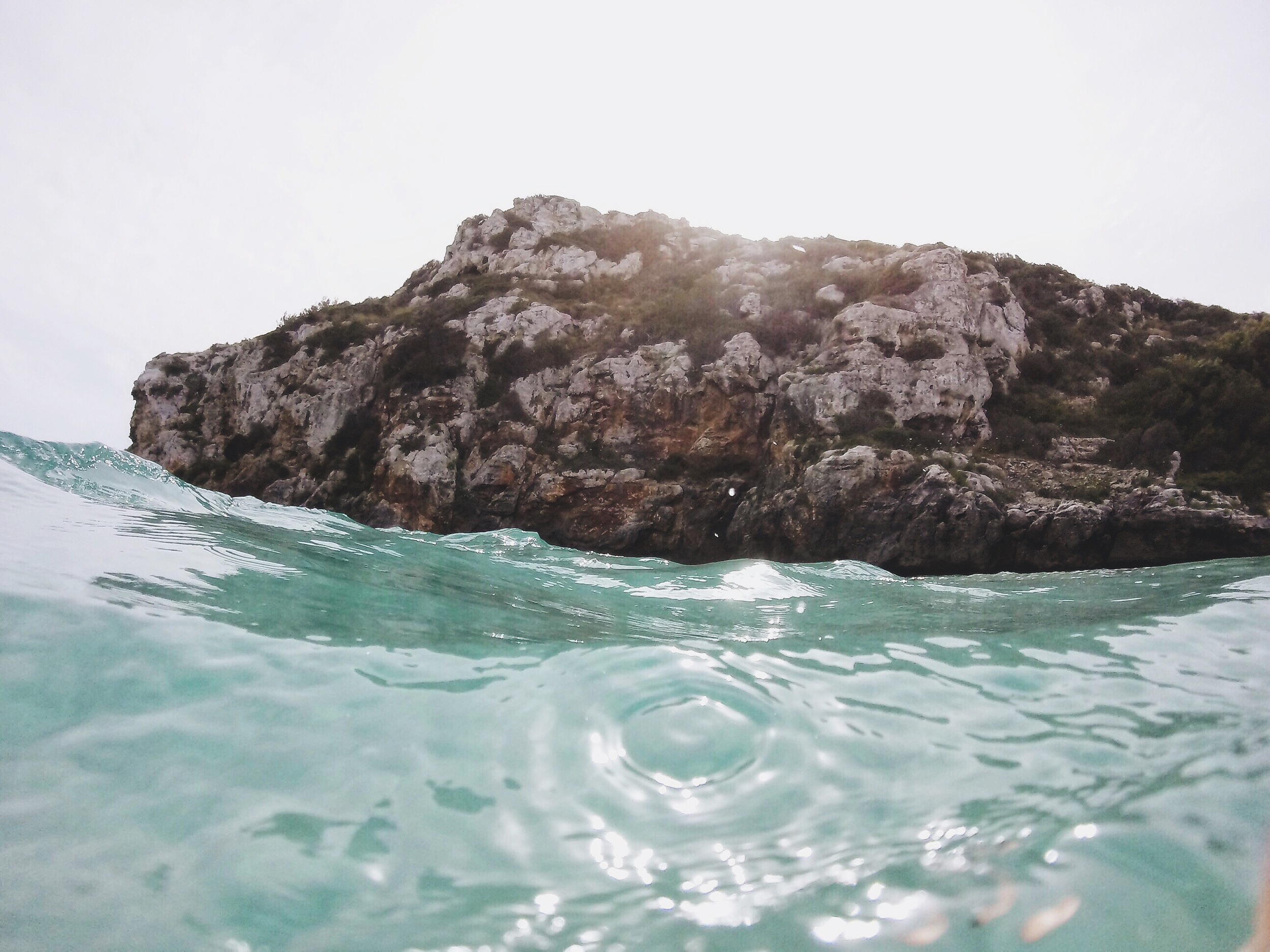 under_water_gopro_menorca