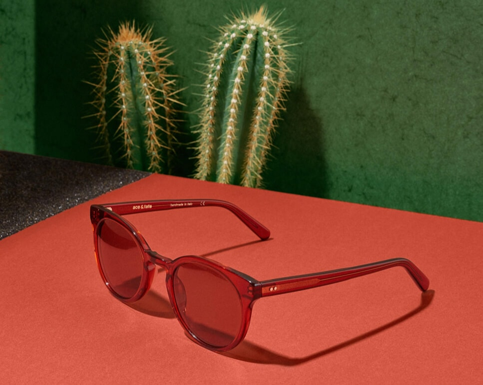 Ace & Tate  The Desert Summer Collection