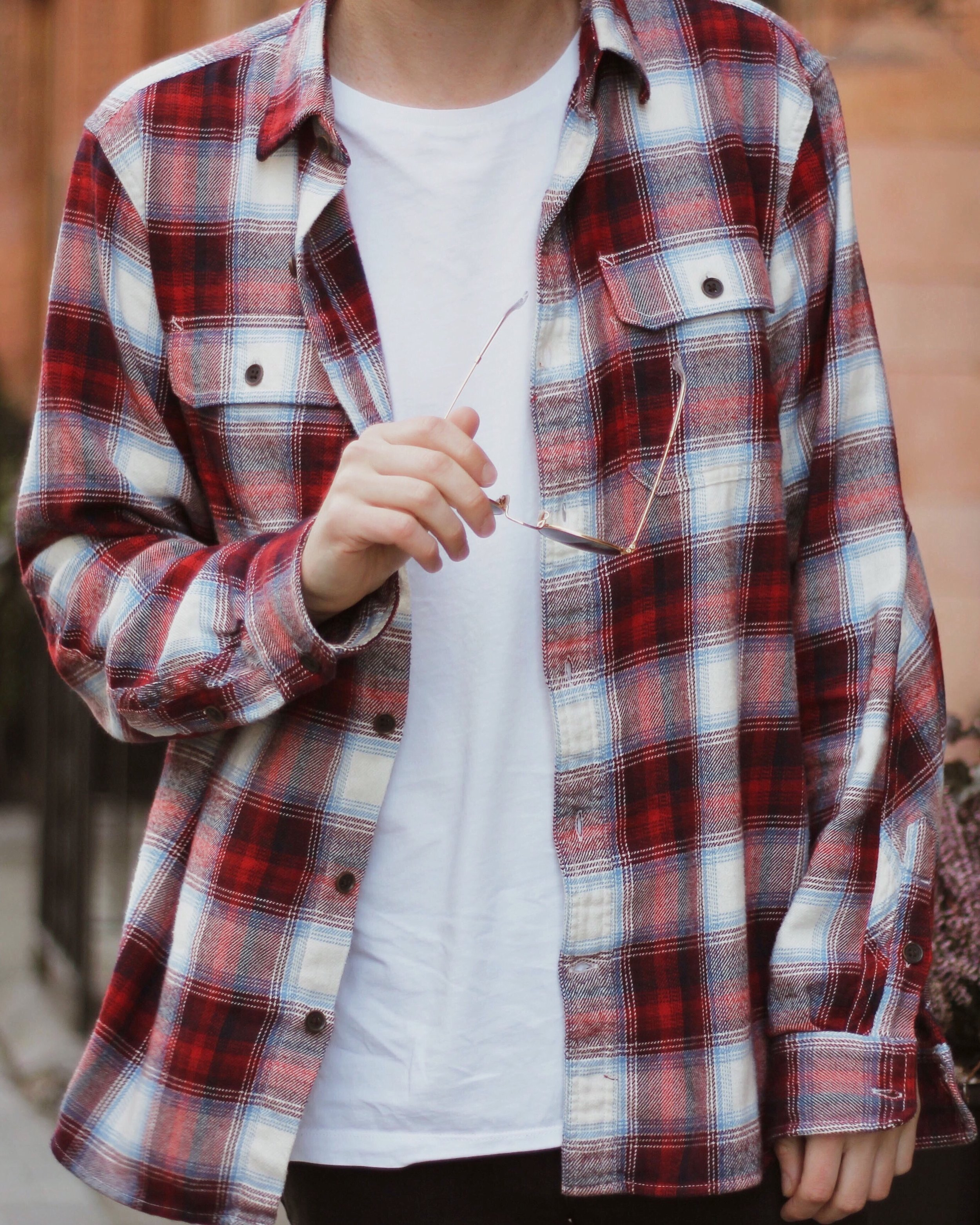 chekcered_shirt_ootd