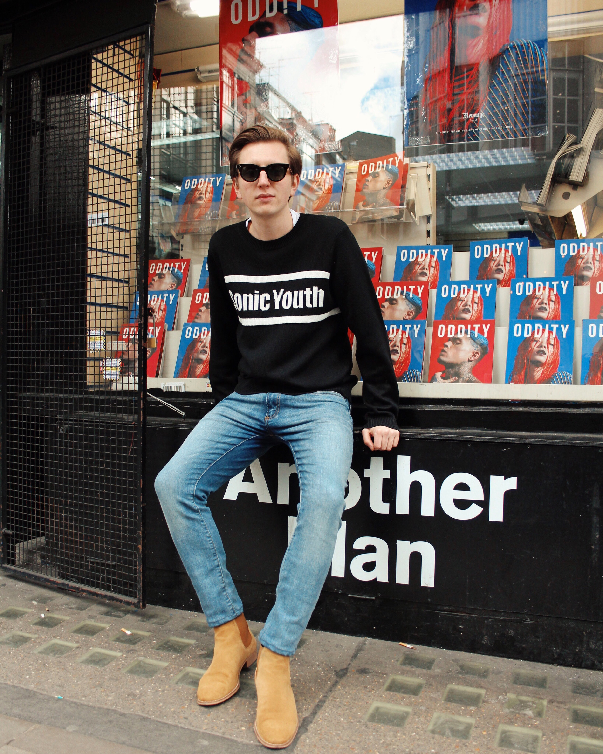 soho_london_ootd_menswear_sandro_celine