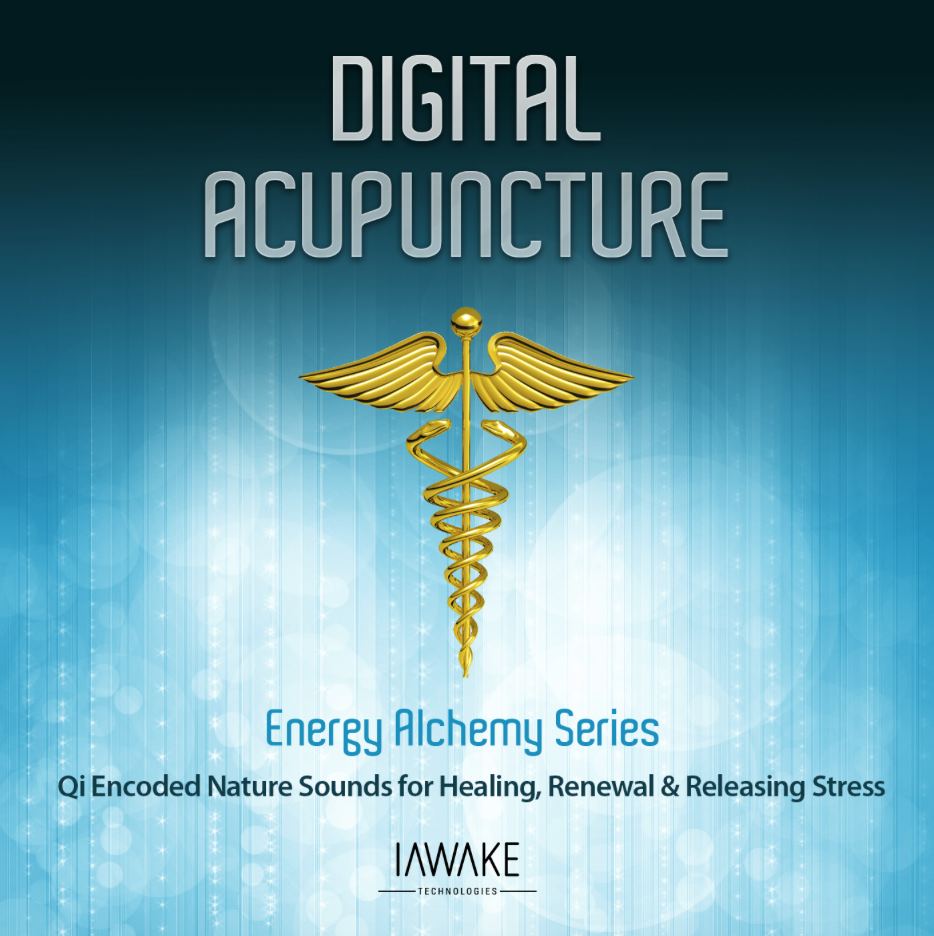 Digital Acupuncture  Qi-Encoded Nature Sounds for Healing, Renewal, and Releasing Stress