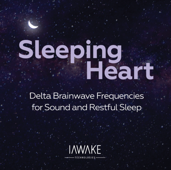 Sleeping Heart for Sound and Restful Sleep