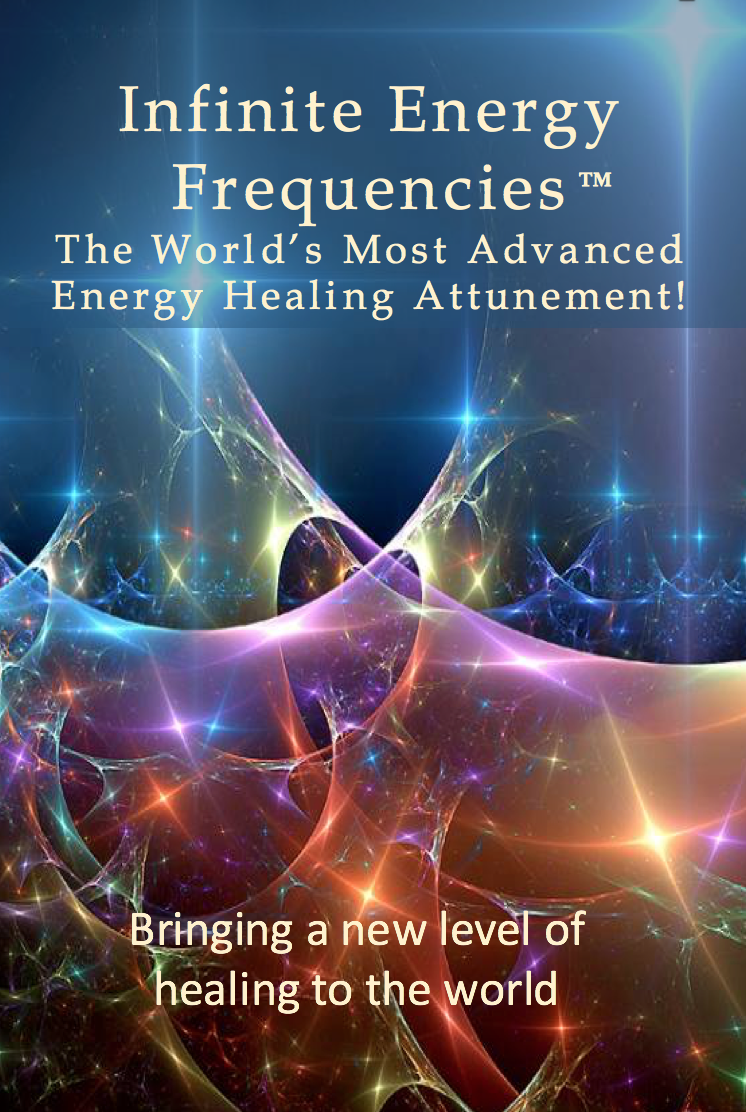 Infinite Energy Frequencies Energy Healing Course + Attunement