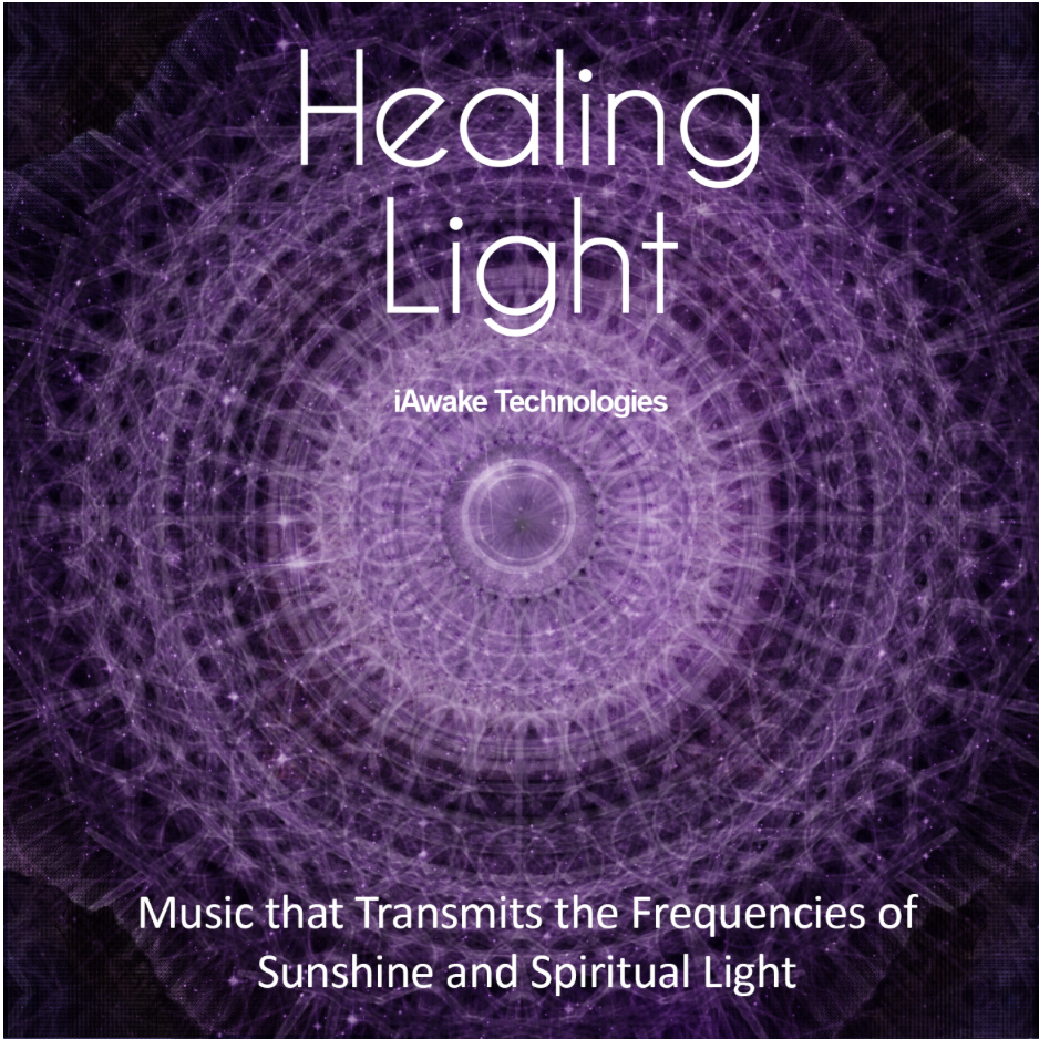 Healing Light Music that Transmits the Frequencies of Sunshine and Spiritual Light