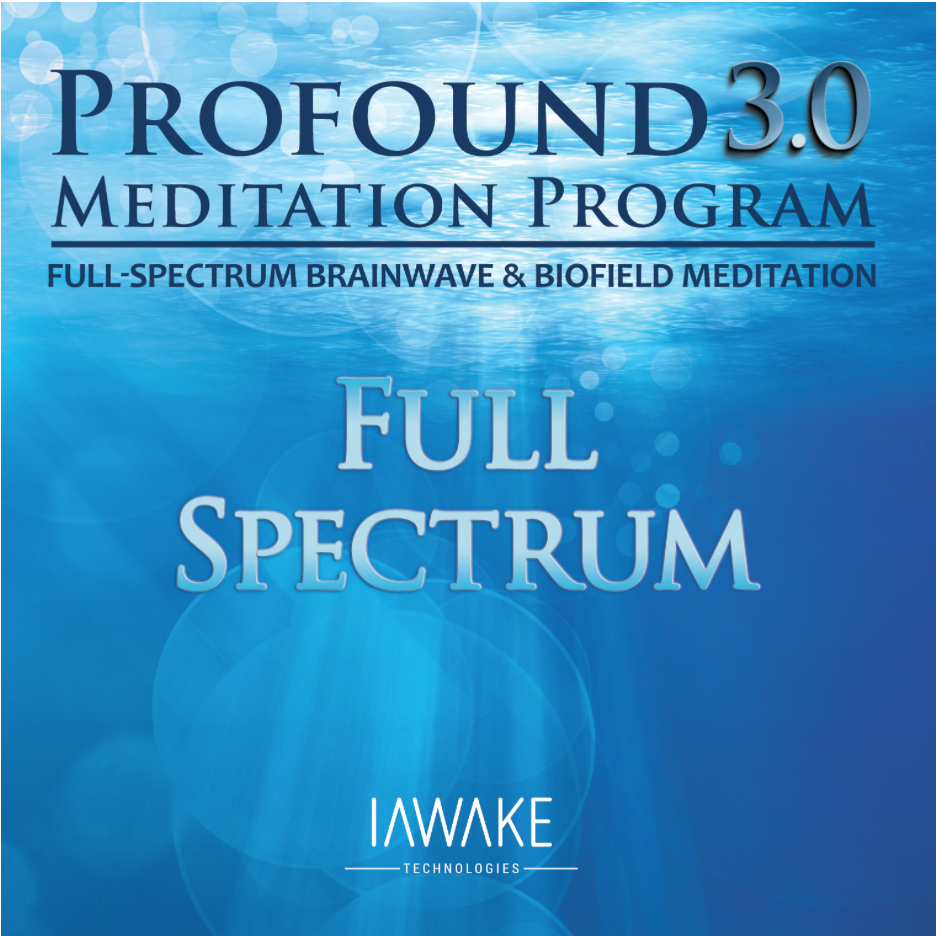 Profound Meditation Program 3.0 provides the smoothest, deepest, richest, most profound meditation experience available anywhere. Establish a meditation practice that sticks.