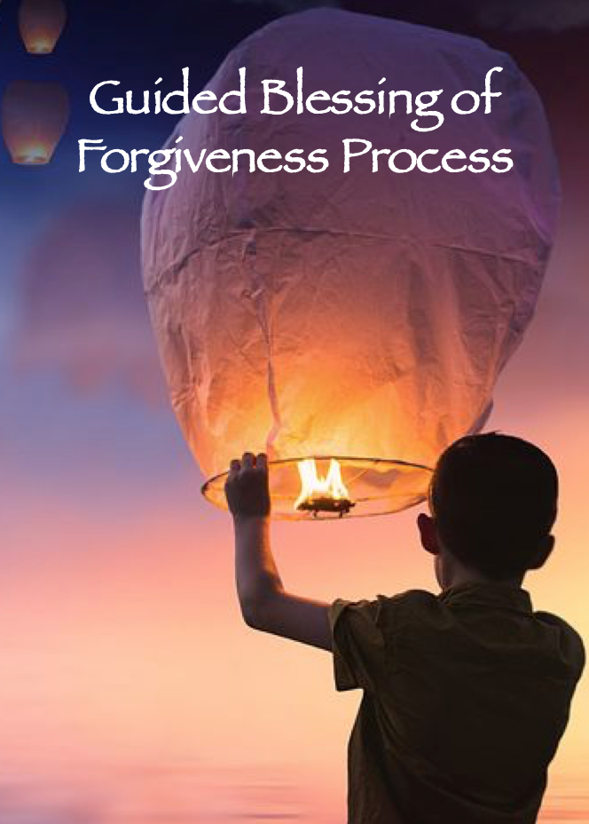 To free yourself from things that have hurt you in the past. Schedule your Blessing of Forgiveness session with me here.