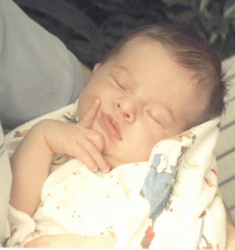 Danika baby 1987.png
