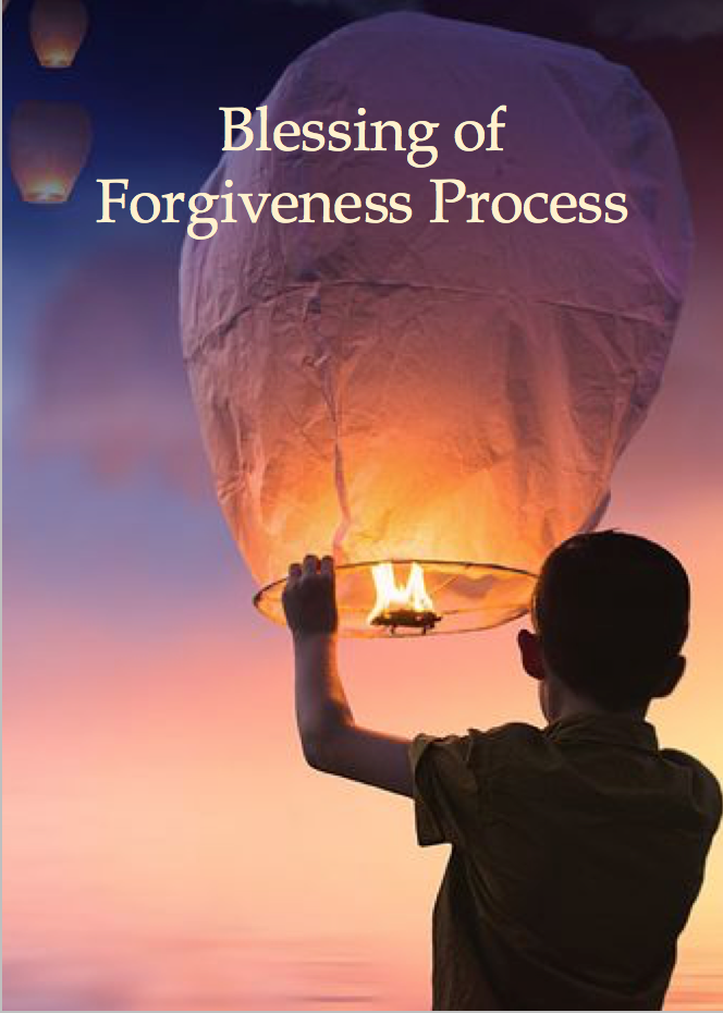 Training for Blessing of Forgiveness Process
