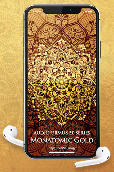 Monatomic Gold helps with physical and mental energy. It is very calming and balancing, strengthens the blood and heart, reduces infection, boosts the immune system, and has anti-aging properties. Some instances of heightened spiritual awareness and psychic abilities have been reported from consistent use of monatomic gold. The inner alchemical journey begins here.